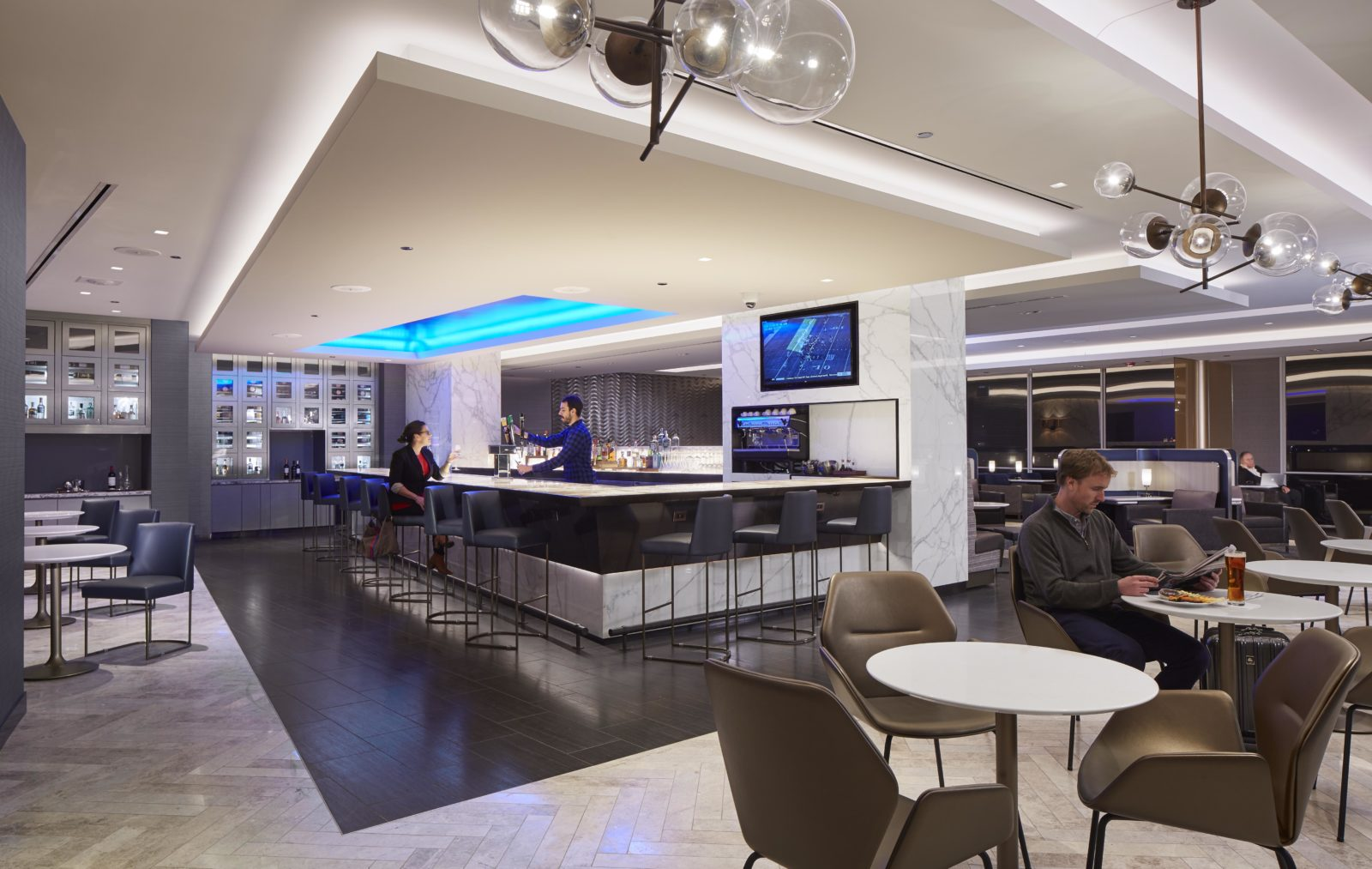 United Polaris Lounges: Taking Air Travel to Luxurious New Heights